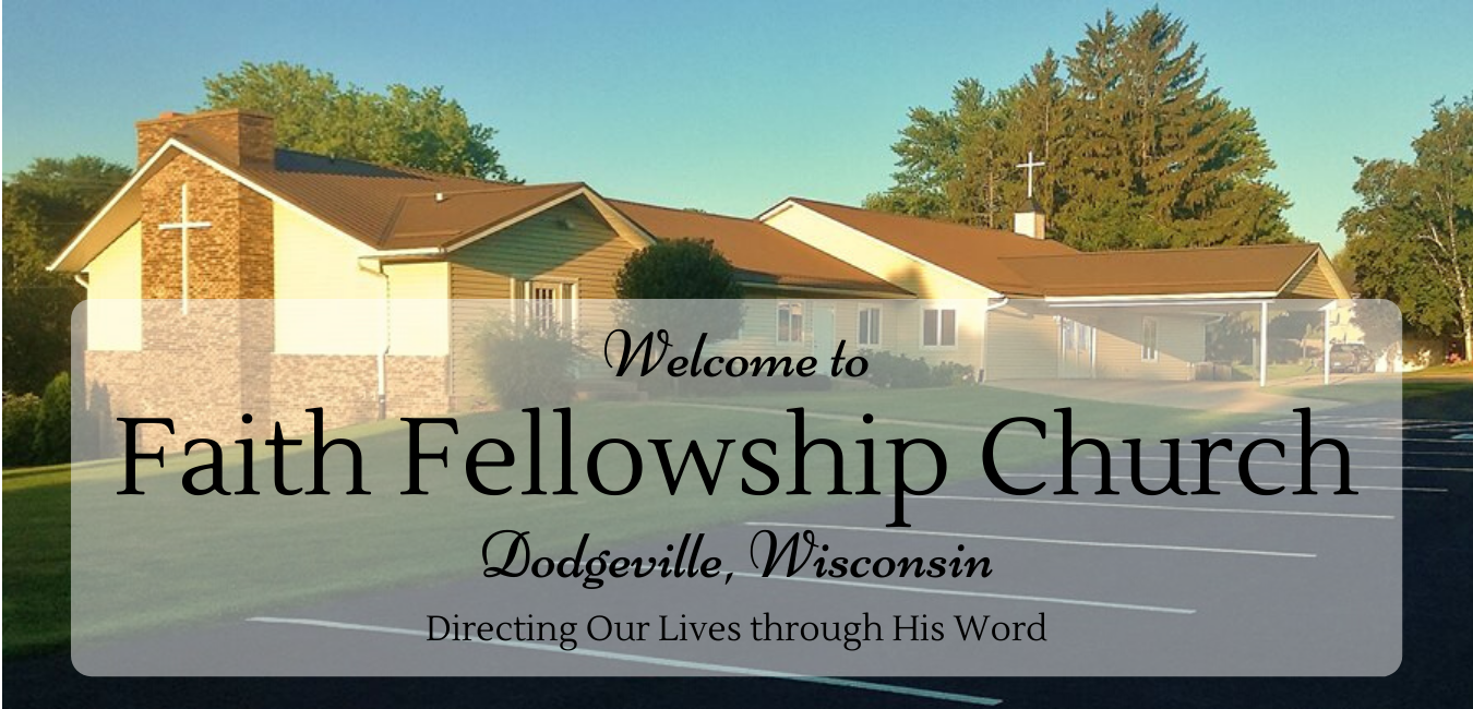 Faith Fellowship Church of Dodgeville Logo